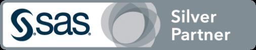 SAS silver partner image